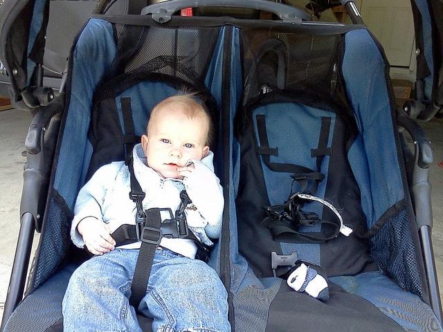 first_stroller_ride