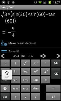 Handy Calc