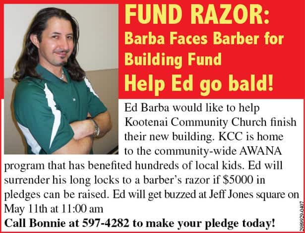 Barba Fundraiser