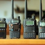 Ham Radio Comparison UV-3R+, UV-5RA, VX-7R, and VX-6R