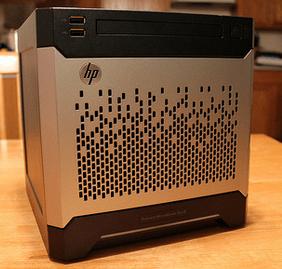 Gen8 HP Microserver