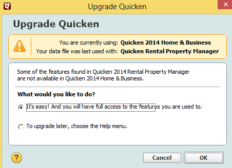 Quicken Horrible Bnorg - Quicken home and business invoices
