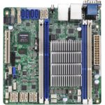 NAS Server Build – ASRock C2750D4I & Silverstone DS380