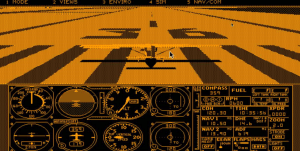 Flight Simulator for DoS