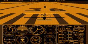Flight Simulator for DoS