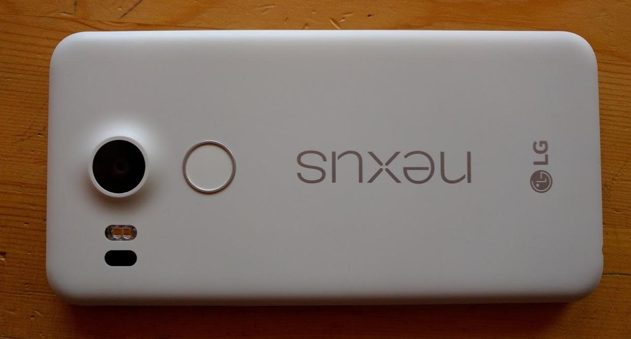 White Nexus 5X