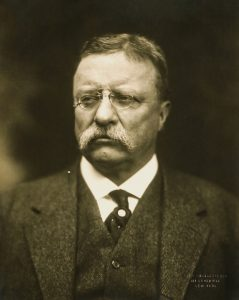 Picture of President Theodore Roosevelt