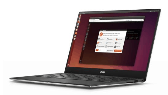 Dell XPS 13 with Ubuntu