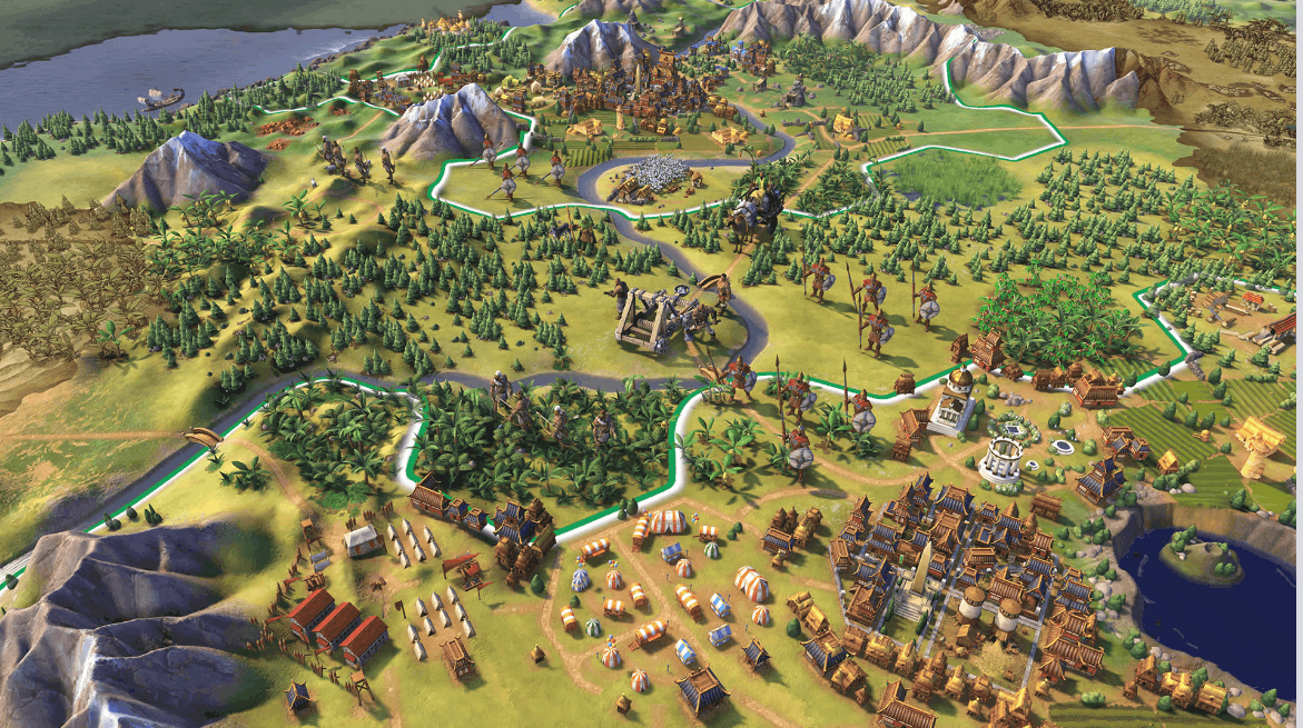 Civ 6 Screenshot