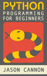 Python Programming Book Cover