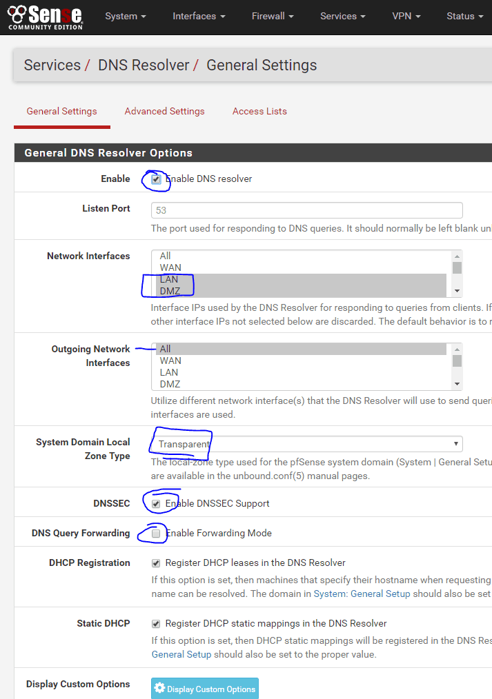 DNS Hijacked? Slow? Setup Unbound on pfSense | b3n org