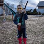 Eli's First Gun | Daisy Buck