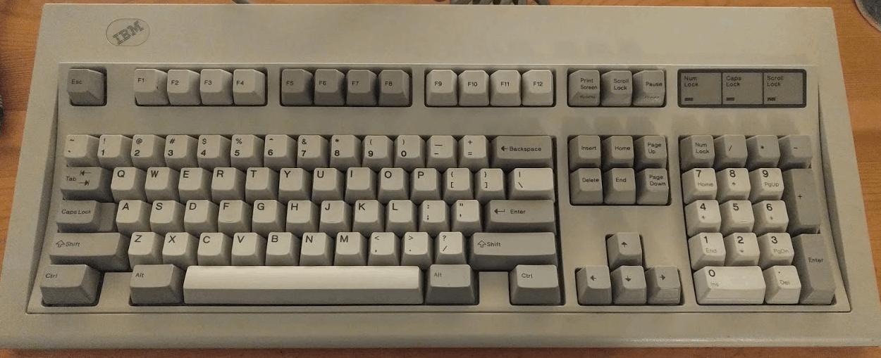 0ed1a2591d3 The Mechanical Keyboard | b3n.org