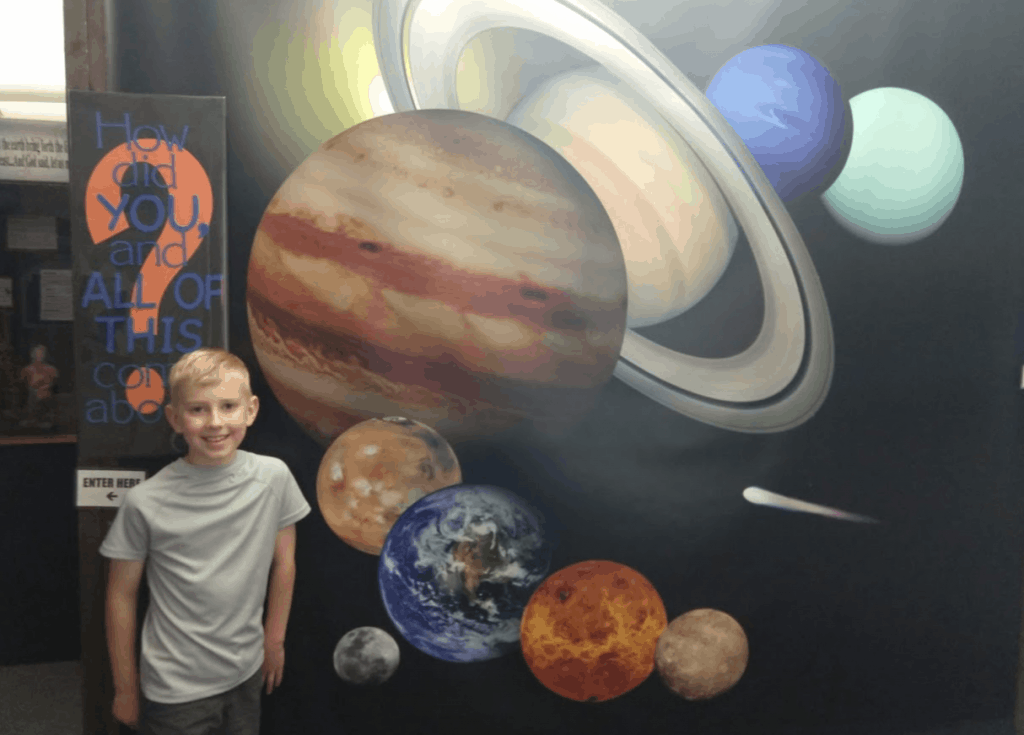 Eli and Solar System