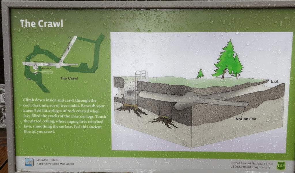Lava Tube Map