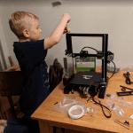My First 3D Printer! Ender 3 Pro