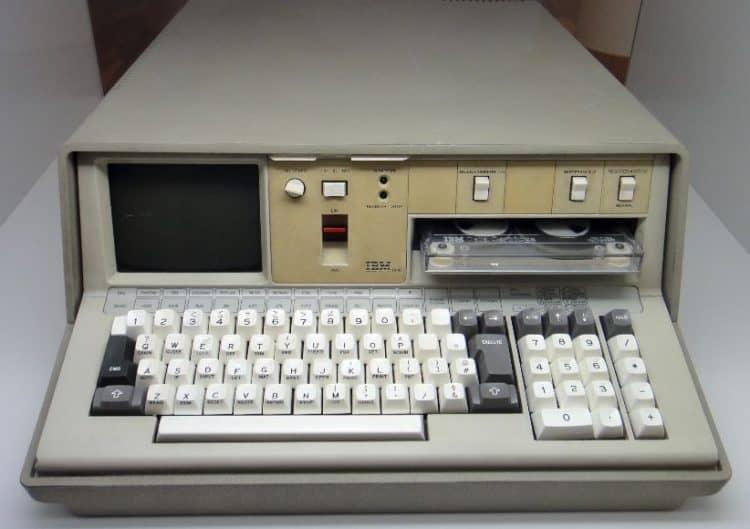 1975 IBM Computer