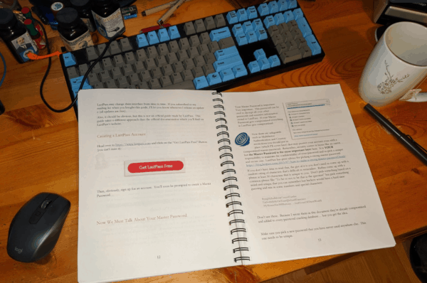LastPass Guide Prototype in Color