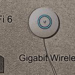 Gigabit Wireless – WiFi 6 – UniFi 6-LR