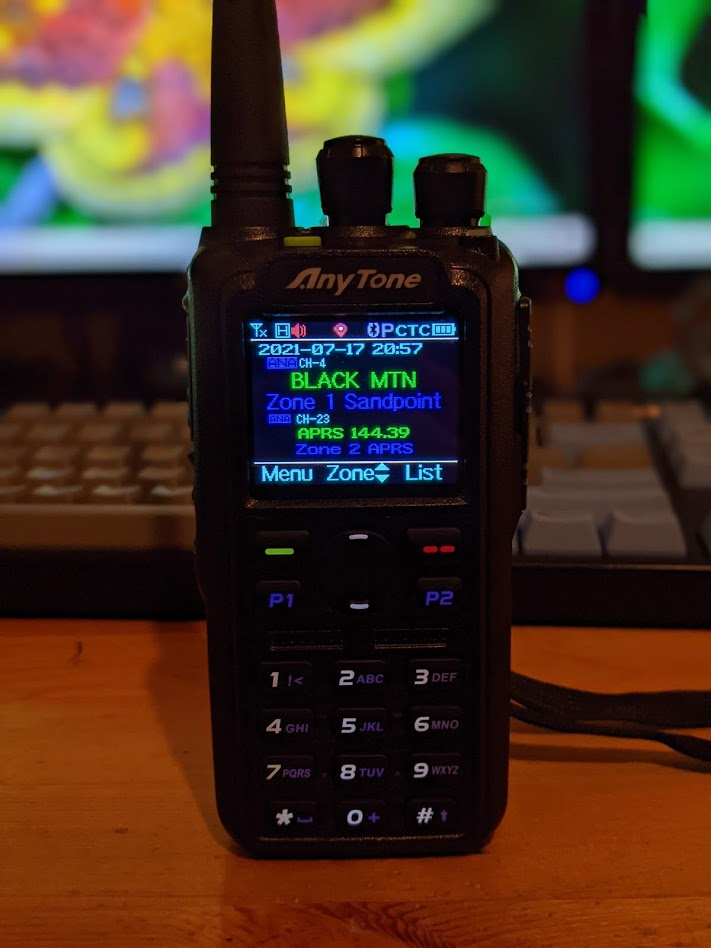 AnyTone AT-D878UVII Plus photo